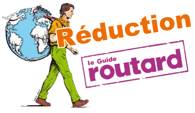Réduction Guide du routard